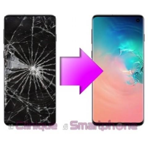 Remplacement Bloc écran complet Samsung Galaxy S10