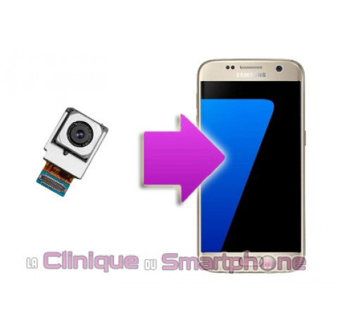 remplacement cam ra arri re samsung galaxy s7 edge la clinique du smartphone