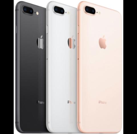 Remplacement chassis arrière pour Iphone 8+