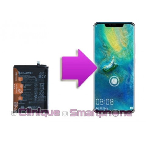 Remplacement Batterie Huawei Mate 20 Pro
