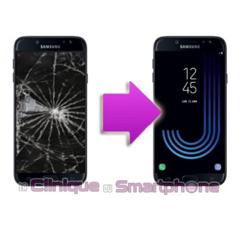 remplacement cran galaxy j7 2017 la clinique du smartphone