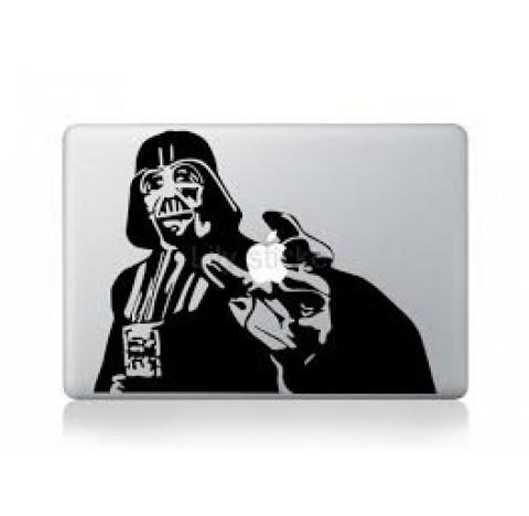 Sticker châssis Macbook