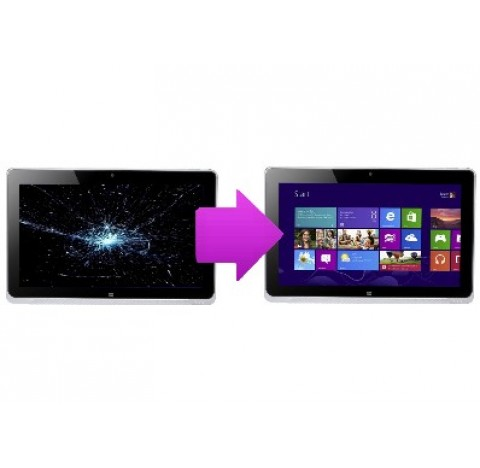 Changement LCD + tactile Acer Iconia W700