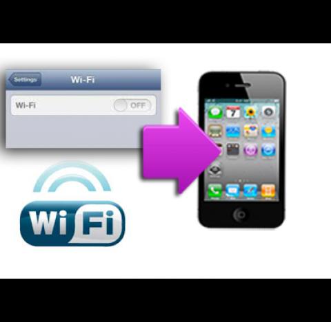 Réparation du Wifi grisé sur iPhone 4/4S