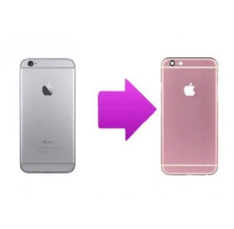 remplacement coque arriere iphone 6 2