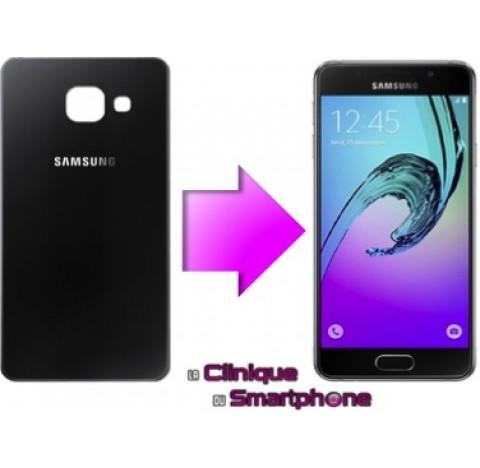 Changement vitre arrière Samsung Galaxy A5 (A510 ) 2016