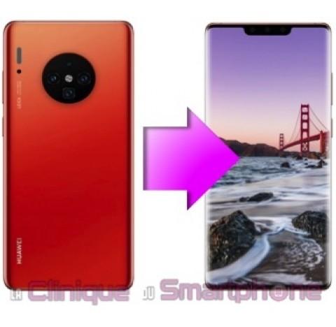 Remplacement Vitre arrière Huawei Mate 30 Pro