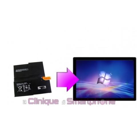 Remplacement Batterie Microsoft Surface Pro 3