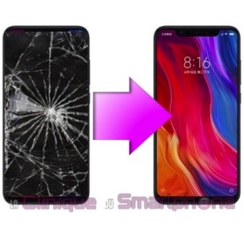 Remplacement Vitre tactile + Ecran LCD Xiaomi MI 8