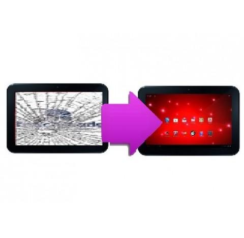 Changement vitre tactile Toshiba AT300