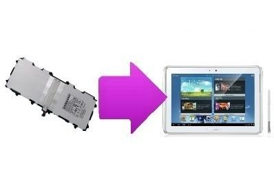 remplacement batterie pour tablette galaxy note 8 ou 10 1 la clinique du smartphone