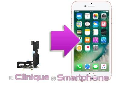 r paration connecteur de charge iphone 8 paris lyon la clinique du smartphone. Black Bedroom Furniture Sets. Home Design Ideas