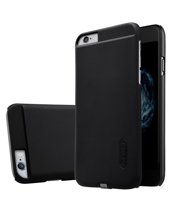 coque magic case nillkin compatible charge induction pour iphone 6 et 6s la clinique du smartphone. Black Bedroom Furniture Sets. Home Design Ideas