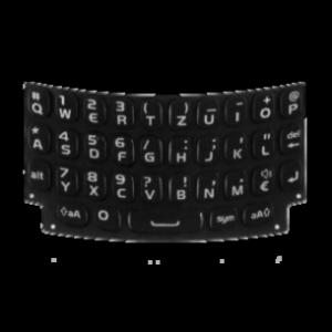 clavier QWERTY BlackBerry curve 9360