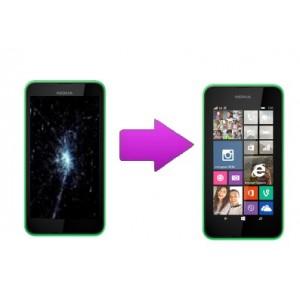 Changement bloc écran LCD  + Tactile Nokia Lumia 530
