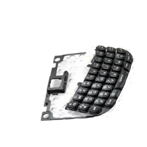 QWERTY BlackBerry Curve 8520