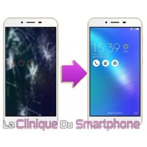 Remplacement bloc écran Asus Zenfone 3 Max