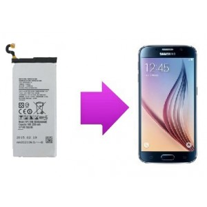 Changement batterie Samsung Galaxy S6 Edge