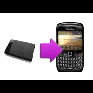Changement batterie compatible BlackBerry Blod 9700/9780