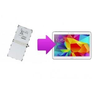 Remplacement Batterie Samsung Galaxy Tab 4 à partir de :