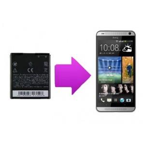 Changement batterie HTC Desire 700