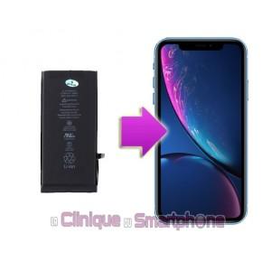 Remplacement Batterie iPhone XR