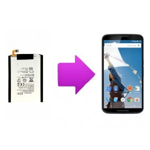 Changement batterie MOTOROLA Nexus 6
