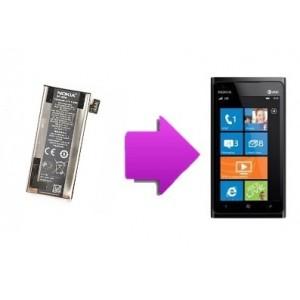 Changement batterie Nokia Lumia 900