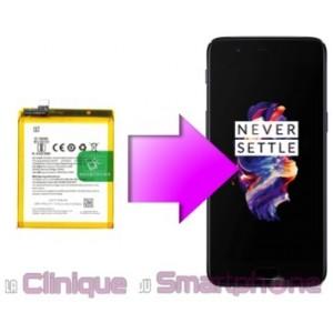 Remplacement de Batterie pour OnePlus 5 / 5T