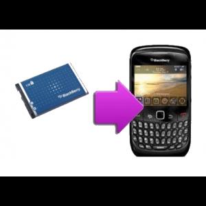 Changement batterie originale BlackBerry Bold 9700/9780