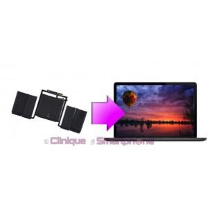 Remplacement de Batterie pour Macbook Pro Rétina 13'' (2016-2017) A1706/A1708