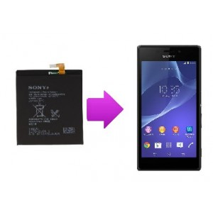 Changement batterie Sony Xperia T3 (M50W)