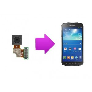 Changement Camera arriere  SAMSUNG Galaxy S4 active - I9295