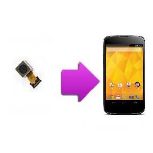 Changement caméra  arrière Nexus 4