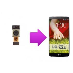 Changement caméra  arrière LG Optimus G2 (D805)