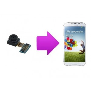 Changement Camera avant  SAMSUNG Galaxy S4 - I9505