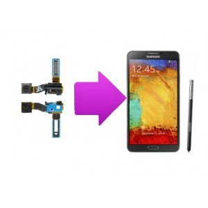 Changement Camera avant  SAMSUNG Galaxy Note 3 - N9005