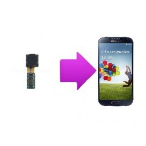 Changement Camera avant  SAMSUNG Galaxy S4  mini - I9195