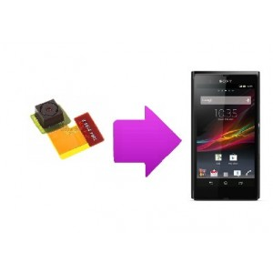 Changement camera avant  Sony Xperia Z