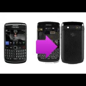 Changement coque complète BlackBerry Bold 9900