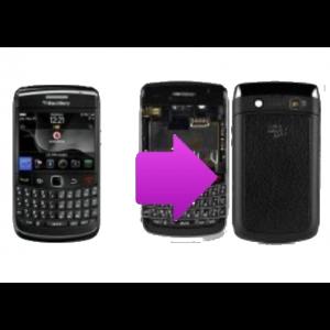 Changement coque compléte BlackBerry Tour 9630