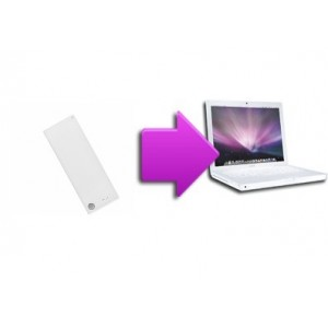 Changement batterie MacBook 13""