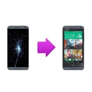 Changement  bloc écran HTC Desire 610