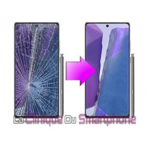 Réparation écran Samsung Note 20 (N980F)