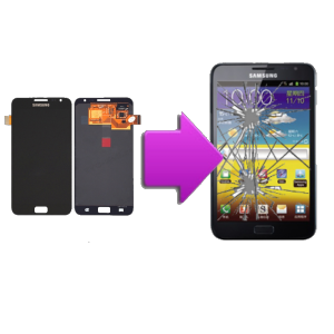 Changement LCD + Tactile Galaxy Note - N7000