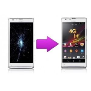 Changement écran LCD Sony Xperia SP (M35h)