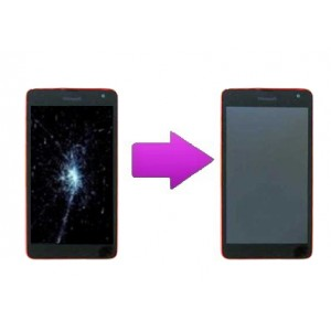 Changement vitre tactile Microsoft Lumia 535