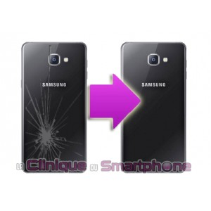 Remplacement Vitre arrière Samsung Galaxy A9 (2016)