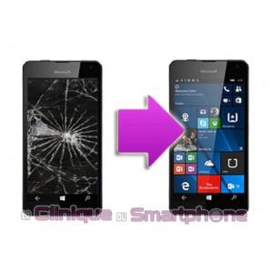 Changement bloc écran Microsoft Lumia 650