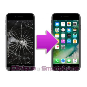 Remplacement bloc écran iPhone 7 Plus